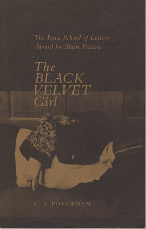 THE BLACK VELVET GIRL. by Poverman, C. E.