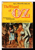THE WIZARD OF OZ. by Baum, L. Frank (with an introduction by Ray Bolger.)