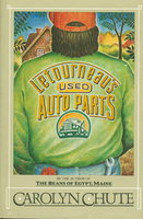 LETOURNEAU'S USED AUTO PARTS. by Chute, Carolyn.