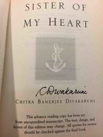 SISTER OF MY HEART. by Divakaruni, Chitra Banerjee