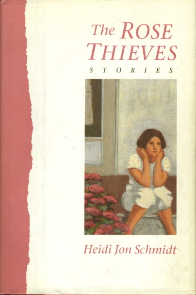 Book cover picture of Schmidt, Heidi Jon THE ROSE THIEVES New York: Harcourt Brace Jovanich, 1990.