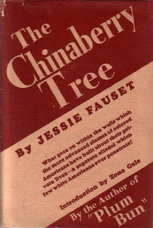 THE CHINABERRY TREE. by Fauset, Jessie [Redmon].