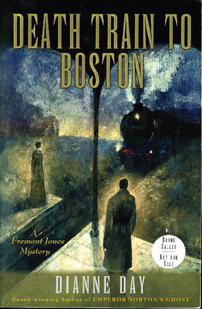 DEATH TRAIN TO BOSTON. by Day, Dianne