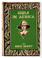 GIRLS IN AFRICA by Berry, Erick
