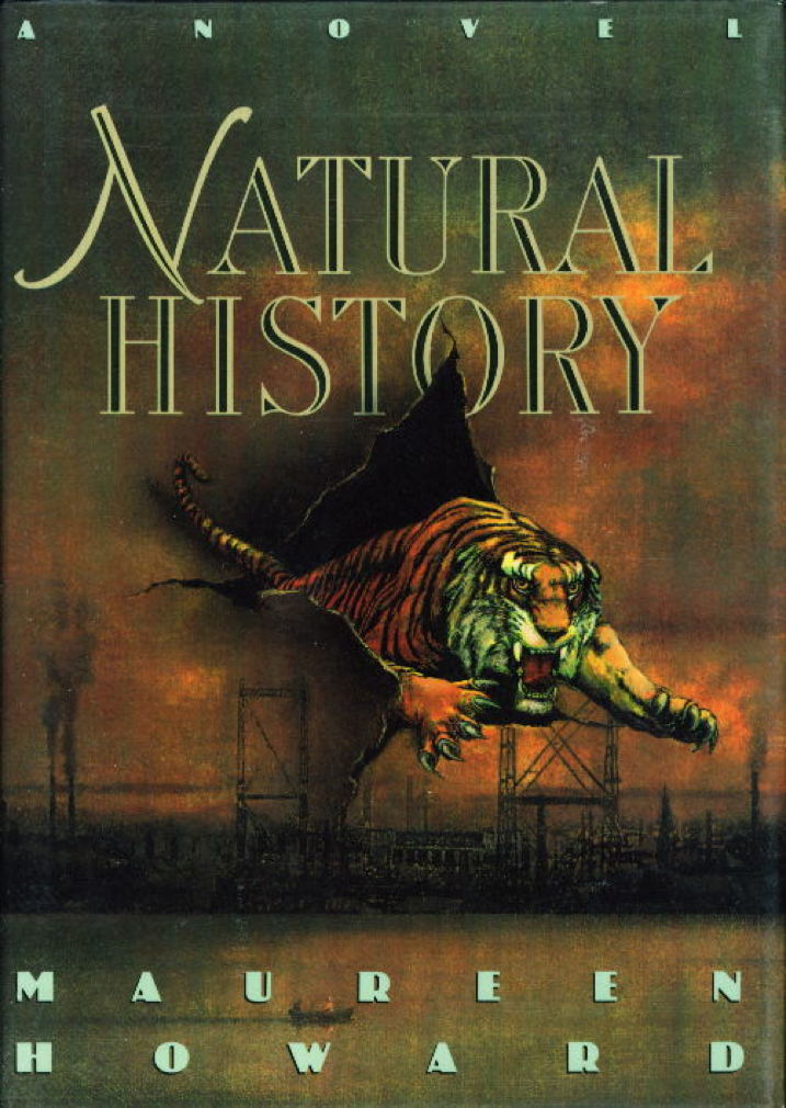 Book cover picture of Howard, Maureen NATURAL HISTORY New York: Norton, 1992.