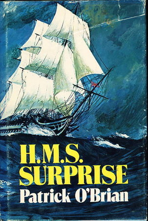 H. M. S. SURPRISE. by O'Brian, Patrick.