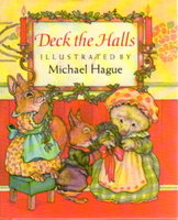 DECK THE HALLS. by Hague, Michael .