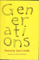 GENERATIONS by Cornish, Sam