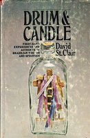 DRUM AND CANDLE, by St. Clair, David.