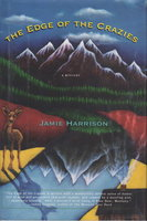 THE EDGE OF THE CRAZIES by Harrison, Jamie