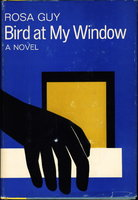 BIRD AT MY WINDOW. by Guy, Rosa.
