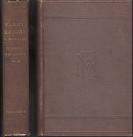 HARRIET MARTINEAU'S AUTOBIOGRAPHY AND MEMORIALS OF HARRIET MARTINEAU (2 volumes, complete) by Martineau, Harriet, 1802-1876 (edited by Maria Weston Chapman, 1806-1885)
