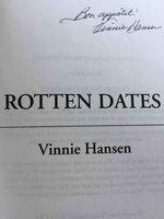 ROTTEN DATES. by Hansen, Vinnie.