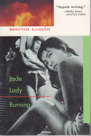 JADE LADY BURNING by Limon, Martin