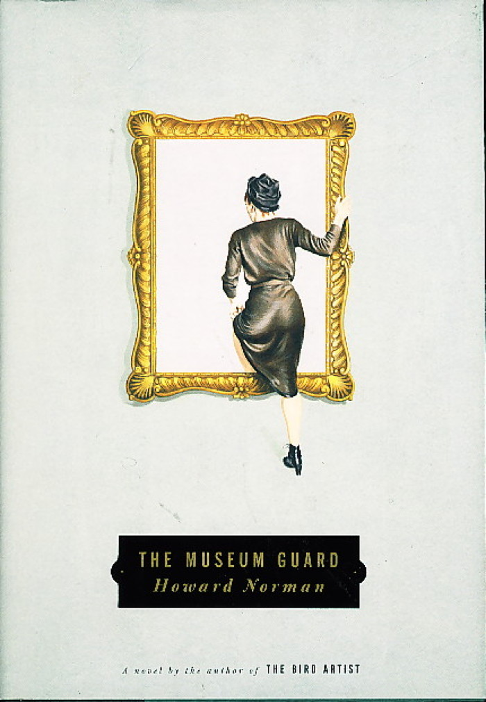 Book cover picture of Howard, Norman. THE MUSEUM GUARD. New York: Farrar, Straus & Giroux, 1998.
