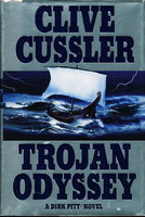 TROJAN ODYSSEY. by Cussler, Clive.