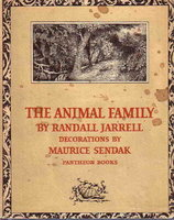 THE ANIMAL FAMILY. by Jarrell, Randall (illustrated by Maurice Sendak)