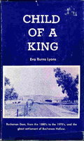 CHILD OF A KING. by Lyons, Eva Burns.