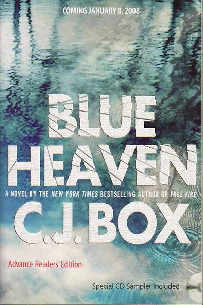 BLUE HEAVEN. by Box, C. J.
