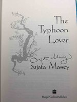 THE TYPHOON LOVER. by Massey, Sujata.