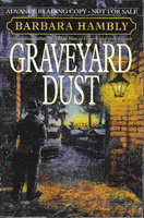 GRAVEYARD DUST. by Hambly, Barbara.