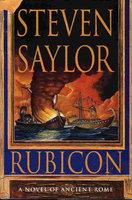 RUBICON. by Saylor, Steven.