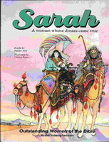 SARAH: A Woman Whose Dream Came True. by Alex, Marlee. Illustrated by Charles Barat.
