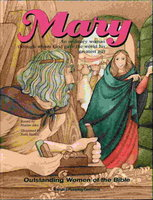 MARY: An Ordinary Woman Through Whom God Gave the World His Greatest Gift. by Alex, Marlee. Illustrated by Ruth Imhoff.