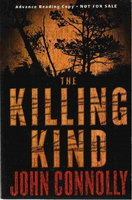 THE KILLING KIND. by Connolly, John.