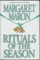 RITUALS OF THE SEASON. by Maron, Margaret