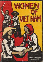 WOMEN OF VIETNAM. by Bergman, Arlene Eisen.