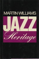 JAZZ HERITAGE. by Williams, Martin.