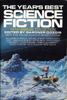 THE YEAR'S BEST SCIENCE FICTION: Fifth (5th) Annual Collection. by [Anthology - signed] Dozois, Gardner, editor. (Orson Scott Card, Ursula Le Guin, Pat Murphy, Kim Stanley Robinson, Lucius Shepard, Robert Silverberg, Kate Wilhelm, Gene Wolfe, Octavia Butler, Bruce Sterling and others, contributors.)