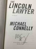 THE LINCOLN LAWYER. by Connelly, Michael.