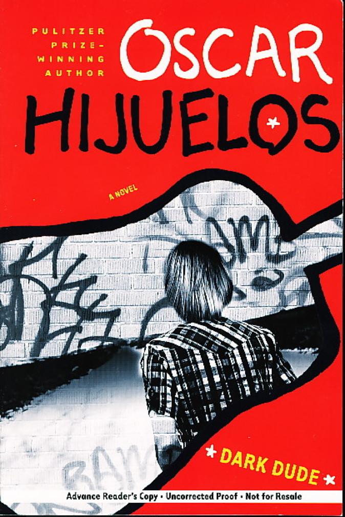 HIJUELOS, OSCAR. - DARK DUDE.