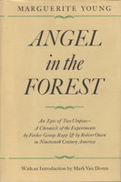ANGEL IN THE FOREST. by Young, Marguerite (Introduction by Mark Van Doren.)