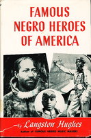 FAMOUS NEGRO HEROES OF AMERICA. by Hughes, Langston.