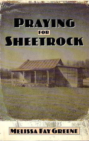 PRAYING FOR SHEETROCK. by Greene, Melissa Fay.