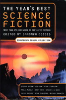 THE YEAR'S BEST SCIENCE FICTION: Eighteenth (18th) Annual Collection. by [Anthology, signed] Dozois, Gardner (editor); John Kessel, Ian McDonald, Stephen Baxter, Nancy Kress, Susan Palwick, Michael Swanwick and Charles Stross (signed), Ursula K. Le Guin, Robert Charles Wilson, Alastair Reynolds, Lucius Shepard, and others (contributors)