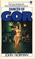 DANCER OF GOR, #22. by Norman, John.