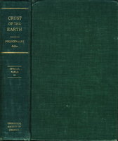 CRUST OF THE EARTH (A SYMPOSIUM): Geological Society of America Special Paper 62. by Poldervaart, Arie, editor.