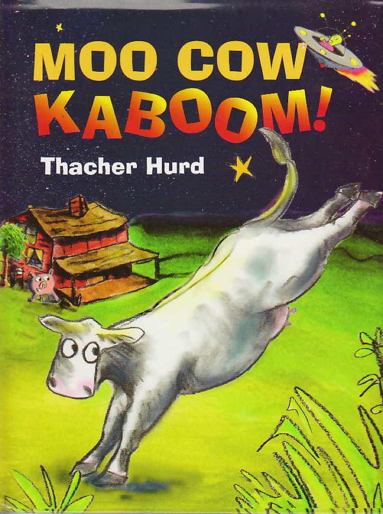 HURD, THATCHER. - MOO COW KABOOM!