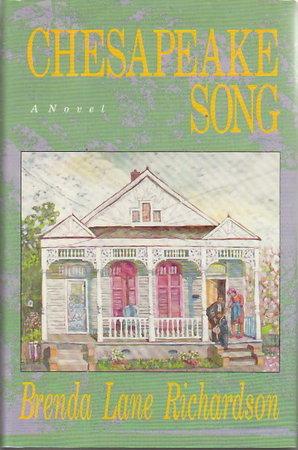 CHESAPEAKE SONG. by Richardson, Brenda Lane.