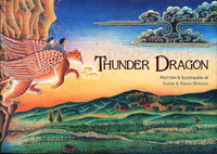 IN SEARCH OF THE THUNDER DRAGON. by Shrestha., Romio and Sophie.