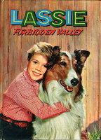 LASSIE: FORBIDDEN VALLEY. by Schroeder, Doris.