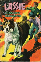 LASSIE: THE MYSTERY OF BRISTLECONE PINE by Frazee, Steve.