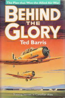 BEHIND THE GLORY. by Barris, Ted.