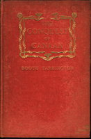 THE CONQUEST OF CANAAN. by Tarkington, Booth.