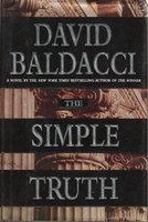 THE SIMPLE TRUTH. by Baldacci, David.