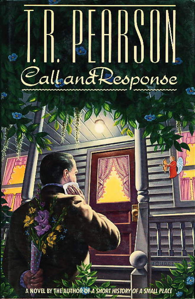 Book cover picture of Pearson, T. R. CALL AND RESPONSE. New York: Simon & Schuster - Linden Press, (1989.)